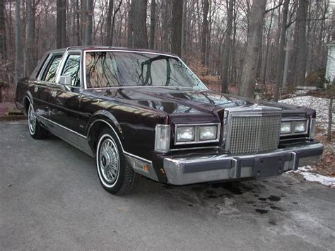 how do i learn about cars 1987 lincoln continental mark vii navigation system eric ta 1987 lincoln town car specs photos modification info at cardomain