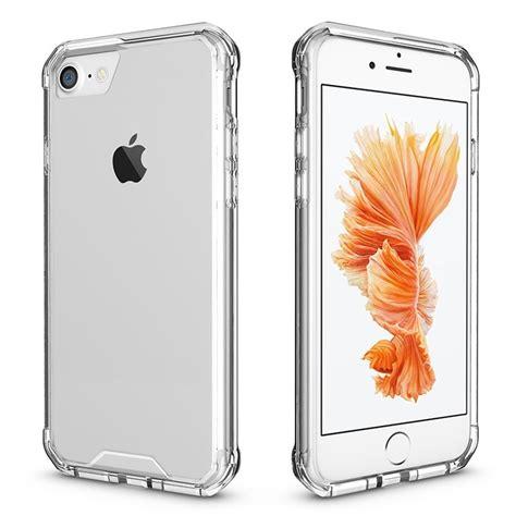 Iphone 6plus 5 5 Antishock capa transparente air hybrid antishock iphone 7 plus 5 5