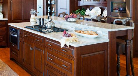 stove island kitchen kitchen island designs with seating and stove