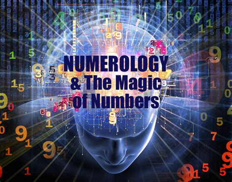 the numerology of the numerology the numbers
