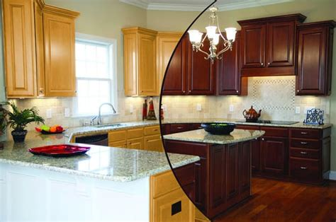 Change Kitchen Cabinet Color Kitchen Cabinets Color Change Yelp