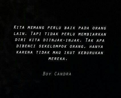 6 Novel Boy Candra kumpulan kata bijak dari boy chandra berbagi kata