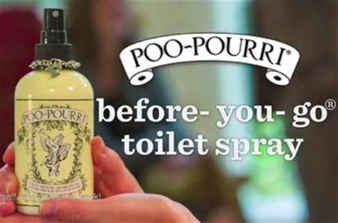 poo pourri before you go bathroom spray poo pourri the before you go toilet spray homestead