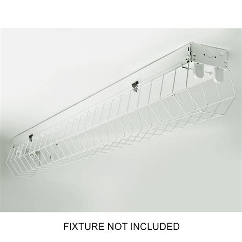 Wire Guards For Light Fixtures Wire Guard For Fluorescent Fixtures Plt Wg