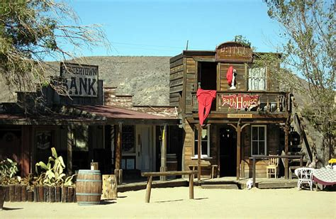 theme hotel yucca valley pioneertown western movie town yucca valley
