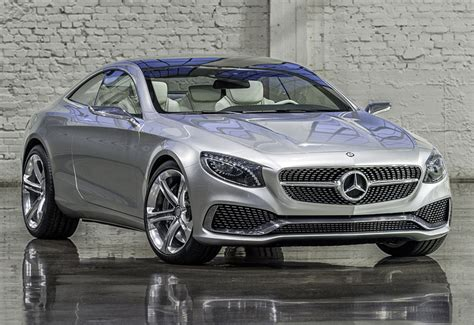 2013 mercedes concept s class coupe specifications
