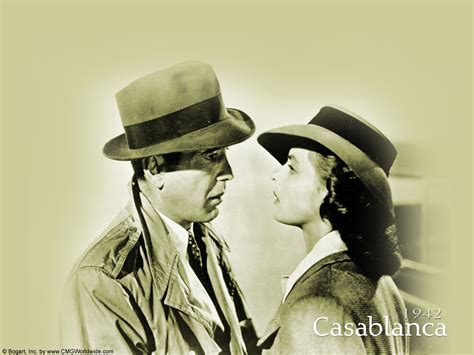 themes in the film casablanca free desktop wallpaper humphrey bogart casablanca 1942
