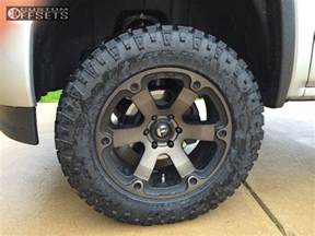 Aggressive Tires For 20 Inch Rims Wheel Offset 2014 Gmc 1500 Slightly Aggressive