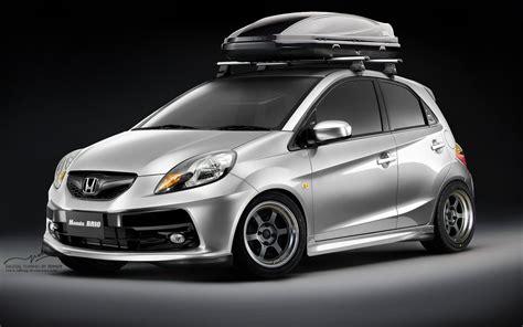 Lu Honda Brio honda brio stance by idhuy on deviantart