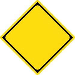 caution sign template caution sign printable clipart best
