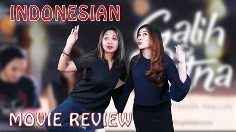 you tube film galih dan ratna galih dan ratna indonesian movie review eps 18 youtube