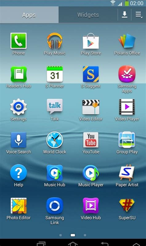 tutorial android jelly bean 4 2 2 root galaxy tab 2 7 0 p3100 on android 4 2 2 jelly bean