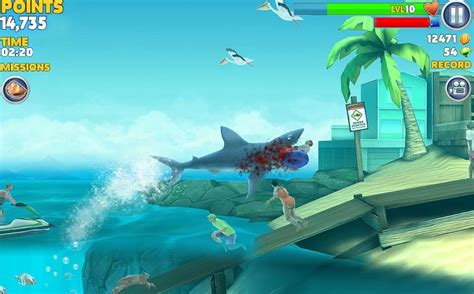 mod game hungry shark evolution hungry shark evolution mod apk v 4 6 4 free shopping