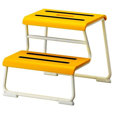 ikea folding step stool plastic step stool classic stepup storage espresso