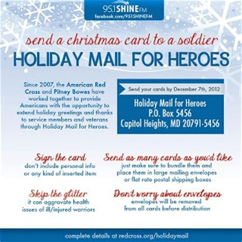Send A Card To The Troops by Pin By Marissa Goins On Charitable Ideas