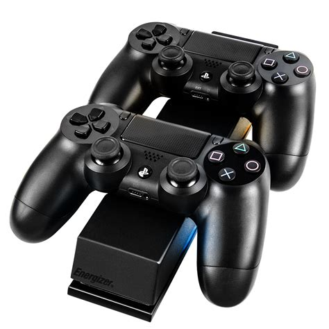 ps4 wireless pdp energizer 2x charge system for ps4 deluxe