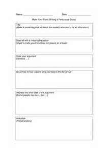 Essay Writing Frame by Writing Frame For Persuasive Speech By Biltonstilton Teaching Resources Tes