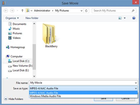 audio format game maker extract audio from video clip using windows movie maker