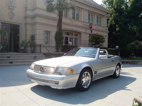 1995 mercedes benz sl600 v12 for sale 1995 mercedes benz sl600 v12 roadster sport ed for sale