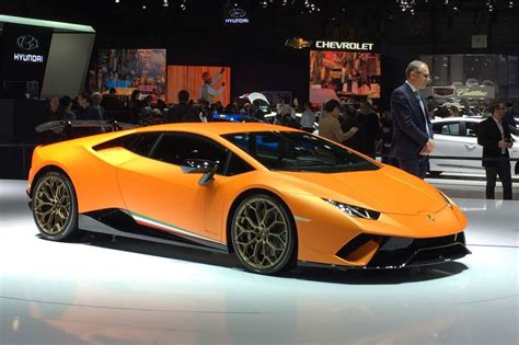 Fastest Lamborghini Lamborghini Huracan Performante The Fastest Production