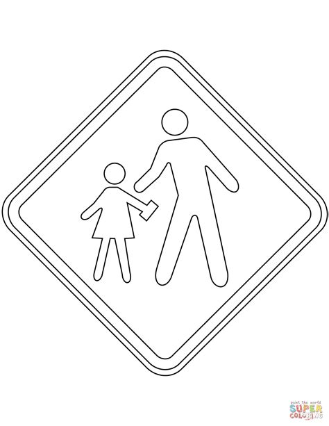 coloring book zone quot school zone quot sign in brazil coloring page free