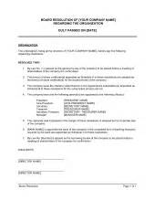 board resolution to open bank account template documents business templates sle forms biztree