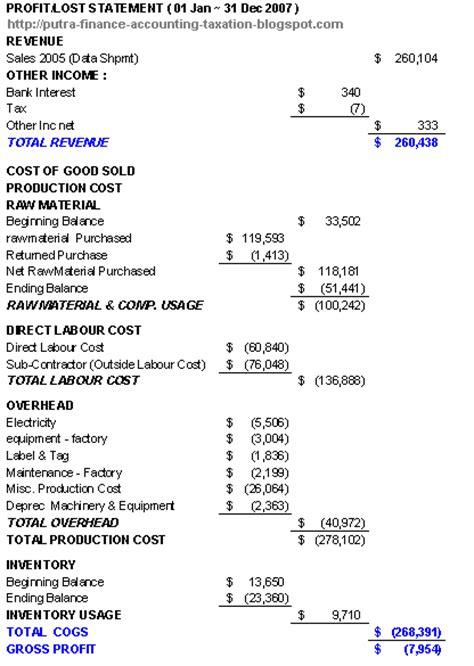 cara membuat laporan praktikum kuliah accounting finance taxation cara membuat laporan arus kas
