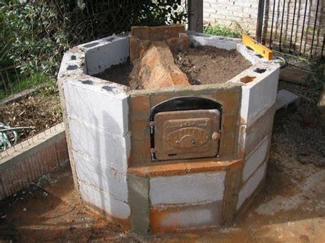 mauerwerk outdoor kamin pläne hornos artesanos de obra jard 205 n chimeneas