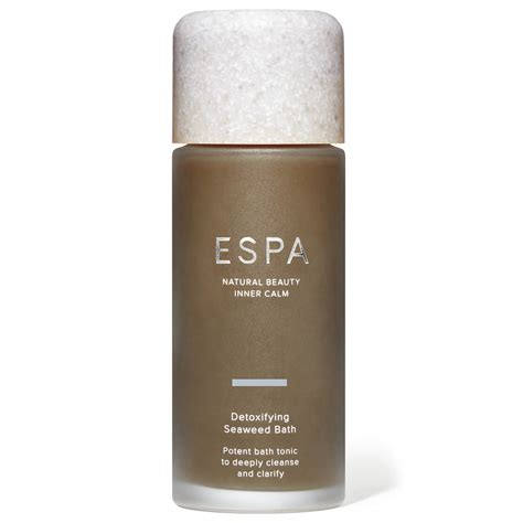 Seaweed Detox Bath by Detoxifying Seaweed Bath Espa Us