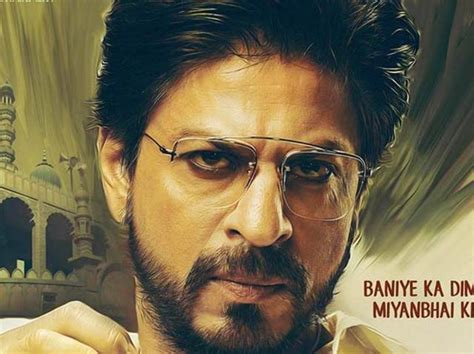 biography of raees film raees gangster s son sues srk for defaming father