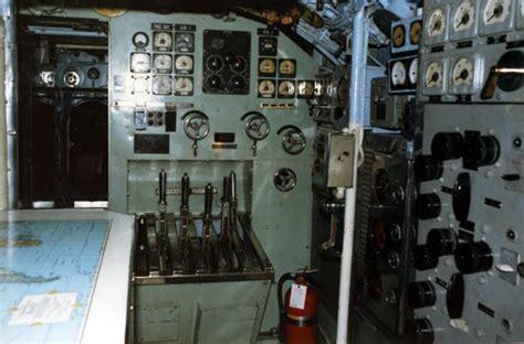 maneuvering room torsk drydocking 1986