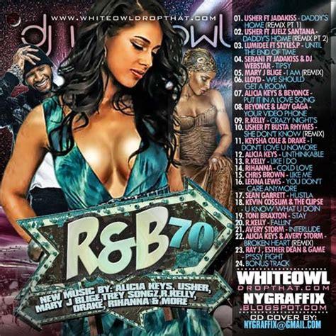 Rnb Dj Detox 08 Pt 1 Usher Lil Wayne Ginuwine by Dj Whiteowl R B 70 Hiphoplead