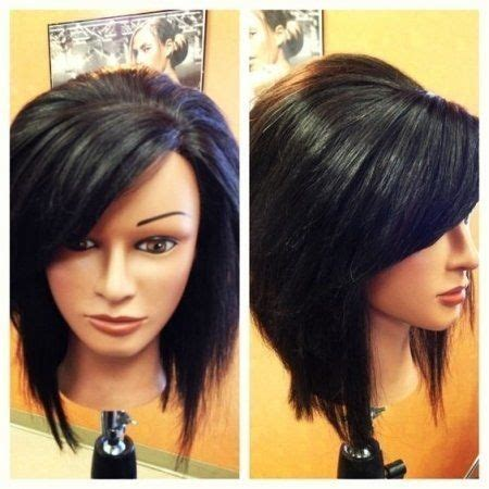 who do aline haircuts work for 17 best ideas about long stacked haircuts on pinterest