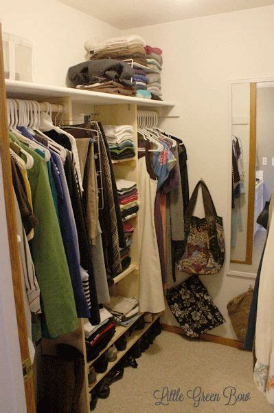 17 closet organization hacks to start your spring cleaning early 17 best images about closet organization on pinterest