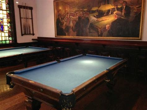 pool tables columbus ohio antique billiard tables picture of elevator brewery