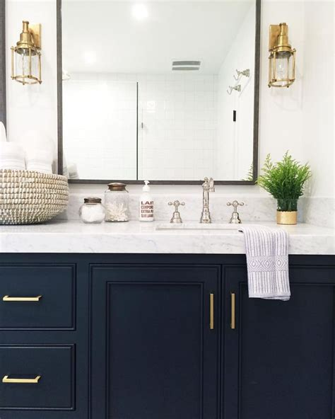 916 Best Images About Cabinetry Built Ins On Pinterest Navy Bathroom Vanity