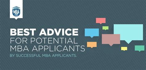 Advice To New Mba Students by Top Mba Admissions Advice From Current Students