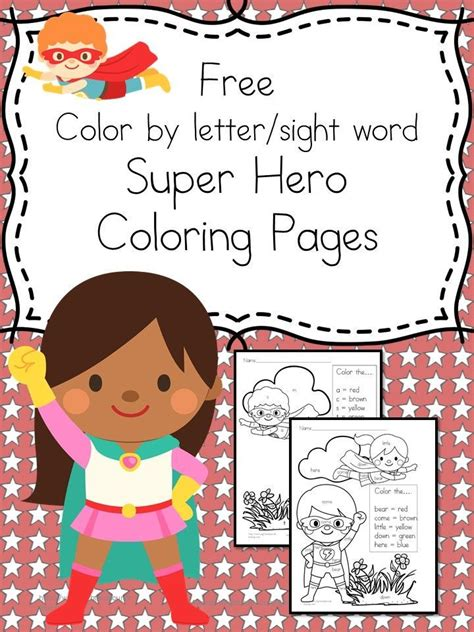 superhero coloring pages preschool 266 best images about super hero theme on pinterest
