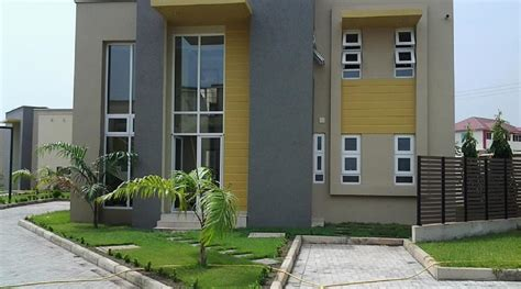 3 4 Bedroom House For Rent by 3 And 4 Bedroom Houses For Sale At Adjiringanor East Legon