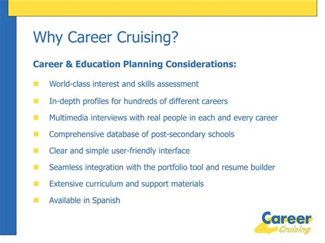 career cruising resume builder career cruising resume builder 28 images live career