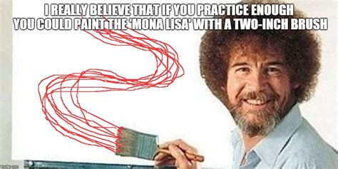 bob ross painting meme bob ross meme