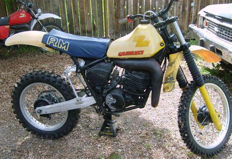 Rm500 Suzuki 1983 Suzuki Rm500 Montana Floater Suzuki Rm