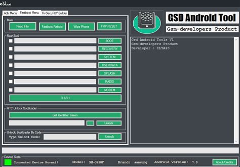 android developer tools dev tool gsd android tool rvsecurity maker android