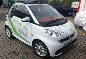 Smart Car Wrap Template by Promosigns Ltd Car Wrapping In Essex