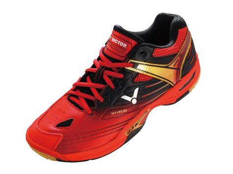 Sepatu Bulutangkis Merk Victor sh a920 d sepatu produk victor indonesia merk bulutangkis dunia