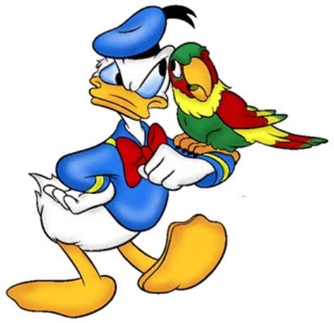 dibujo del el pato donal pato donald