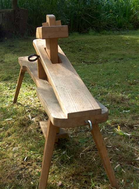 shaving horse bench shaving horse wikipedia