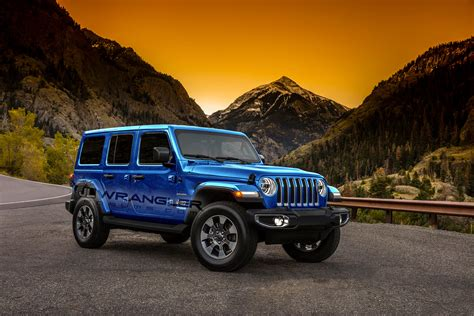 jeep blue more 2018 wrangler jl colors coming nacho mojito