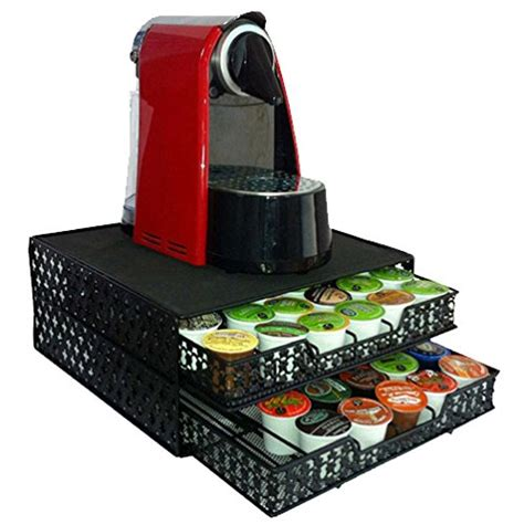 Keurig Cup Holder Drawer by Free Shipping Kuuk K Cup Coffee Pod Storage Drawer Holder