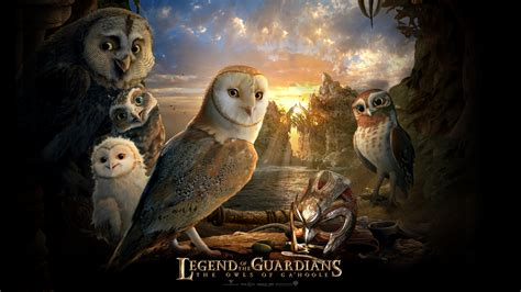The The Legend 2 legend of the guardians owls of ga hoole she writes